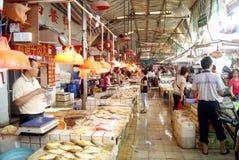 θαλασσινά αγοράς Στοκ Εικόνα