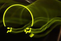 θαμπάδα συμβόλων μουτζουρωμένη Στοκ φωτογραφία με δικαίωμα ελεύθερης χρήσης