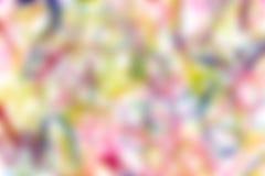 θαμπάδες ζωηρόχρωμες στοκ εικόνες