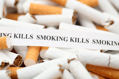 Θανατώσεις καπνίσματος Στοκ Φωτογραφία