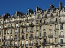 Θαυμάσια αρχιτεκτονική του γαλλικού κεφαλαίου Στοκ εικόνα με δικαίωμα ελεύθερης χρήσης