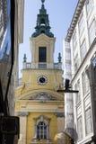 Θαυμάσια εκκλησία στη Βιέννη Στοκ φωτογραφία με δικαίωμα ελεύθερης χρήσης