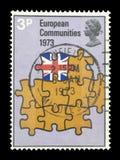 Θαυμάσια Ηνωμένα γραμματόσημα στοκ εικόνες με δικαίωμα ελεύθερης χρήσης