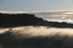 Θαυμάσια ομίχλη Στοκ εικόνες με δικαίωμα ελεύθερης χρήσης