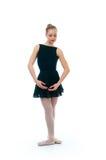 θαυμάσιες νεολαίες ballerina Στοκ Εικόνα