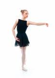 θαυμάσιες νεολαίες ballerina Στοκ φωτογραφίες με δικαίωμα ελεύθερης χρήσης