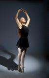 θαυμάσιες νεολαίες ballerina Στοκ φωτογραφία με δικαίωμα ελεύθερης χρήσης