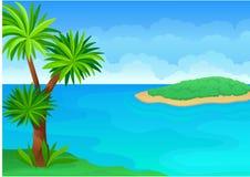Θαυμάσιος φοίνικας θαλασσίως E ελεύθερη απεικόνιση δικαιώματος