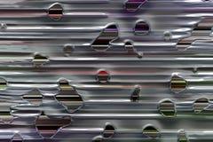 Θαυμάσιο αφηρημένο σχέδιο υποβάθρου λωρίδων Στοκ Εικόνες