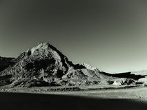 Θαυμάσιο ηλιοβασίλεμα στην έρημο Atacama στοκ φωτογραφία με δικαίωμα ελεύθερης χρήσης