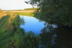 Θαυμάσιο τοπίο φύσης μια θερινή ημέρα Στοκ εικόνες με δικαίωμα ελεύθερης χρήσης