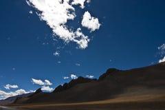 Θαυμάσιο τοπίο Ladakh, Ινδία Στοκ Φωτογραφία