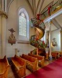Θαυμαστή σκάλα Loretto Στοκ εικόνες με δικαίωμα ελεύθερης χρήσης