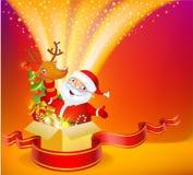 θαύμα Χριστουγέννων Στοκ Φωτογραφία