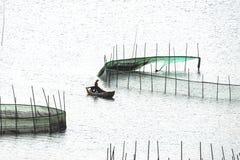 Θαλάσσια αγροκτήματα στοκ φωτογραφίες με δικαίωμα ελεύθερης χρήσης