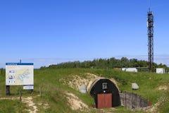 Θαλάσσια αποθήκη Kap Arkona, νησί Ruegen Στοκ φωτογραφίες με δικαίωμα ελεύθερης χρήσης