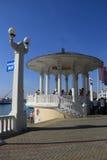 θαλάσσιος λιμένας Sochi στοκ εικόνα με δικαίωμα ελεύθερης χρήσης