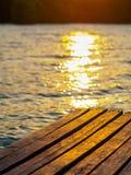 Θαλάσσιος περίπατος στην παραλία Στοκ εικόνα με δικαίωμα ελεύθερης χρήσης