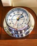 Θαλάσσιο ρολόι παλίρροιας Στοκ εικόνα με δικαίωμα ελεύθερης χρήσης