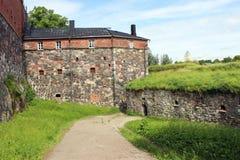 Θαλάσσιο φρούριο Suomenlinna στο Ελσίνκι Στοκ Εικόνες