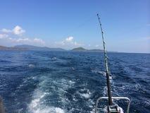 Θαλάσσιο ψάρεμα Στοκ Εικόνα