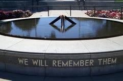 Θα τους θυμηθούμε Στοκ Φωτογραφία