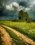 Θα υπάρξει μια καταιγίδα στοκ εικόνα με δικαίωμα ελεύθερης χρήσης