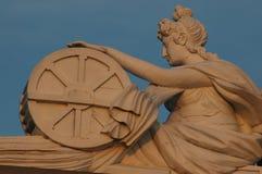 θεά ελληνικά Στοκ φωτογραφία με δικαίωμα ελεύθερης χρήσης