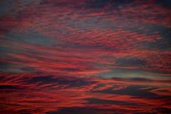 Θείος ουρανός στη Δημοκρατία της Τσεχίας Στοκ εικόνα με δικαίωμα ελεύθερης χρήσης