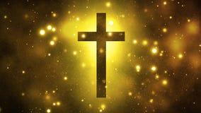 Θείος σταυρός λατρείας ελεύθερη απεικόνιση δικαιώματος