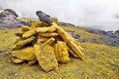 θείο πετρών Στοκ φωτογραφίες με δικαίωμα ελεύθερης χρήσης