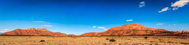 Θεαματικοί κόκκινοι λόφοι βράχου της ερήμου της Αριζόνα στοκ φωτογραφίες με δικαίωμα ελεύθερης χρήσης
