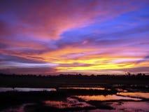 Θεαματικός ουρανός Στοκ Εικόνες