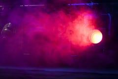 Θεατρικό φως Στοκ Φωτογραφίες