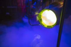 Θεατρικό φως Στοκ φωτογραφία με δικαίωμα ελεύθερης χρήσης