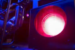 Θεατρικό φως Στοκ εικόνες με δικαίωμα ελεύθερης χρήσης
