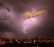 Θεοί αγανάκτησης στοκ φωτογραφία με δικαίωμα ελεύθερης χρήσης