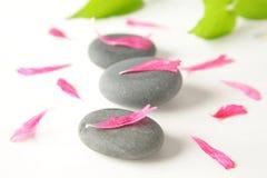 Θεραπεία stones  Στοκ φωτογραφίες με δικαίωμα ελεύθερης χρήσης