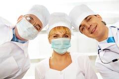 θεραπευτές Στοκ φωτογραφία με δικαίωμα ελεύθερης χρήσης