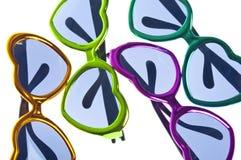 θερινά γυαλιά ηλίου Στοκ εικόνα με δικαίωμα ελεύθερης χρήσης