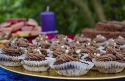 Θερινά κέικ Στοκ Εικόνα
