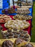 Θερινά κέικ Στοκ εικόνες με δικαίωμα ελεύθερης χρήσης