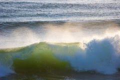 θερινά κύματα Στοκ Εικόνες