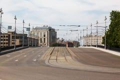Θερινά ξημερώματα στο παλαιό κέντρο Στοκ φωτογραφία με δικαίωμα ελεύθερης χρήσης