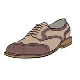 Θερινά παπούτσια στο άσπρο υπόβαθρο Στοκ φωτογραφία με δικαίωμα ελεύθερης χρήσης