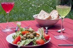 Θερινά τρόφιμα Στοκ Εικόνες