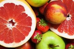 Θερινά φρούτα Στοκ εικόνες με δικαίωμα ελεύθερης χρήσης