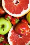 Θερινά φρούτα Στοκ Εικόνα