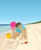 Θερινές εργασίες Στοκ εικόνα με δικαίωμα ελεύθερης χρήσης