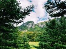 Θερινή άποψη βουνών αετών στοκ φωτογραφίες με δικαίωμα ελεύθερης χρήσης